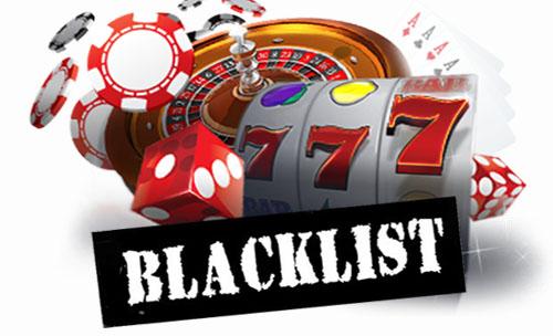 чорний список казино